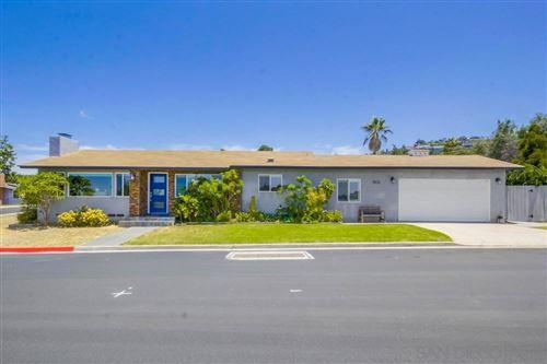 Photo of 7832 Cinnabar Dr, La Mesa, CA 91941 (MLS # 210021162)