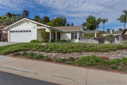 Photo of 1066 Terrace Crest, El Cajon, CA 92019 (MLS # 200012163)