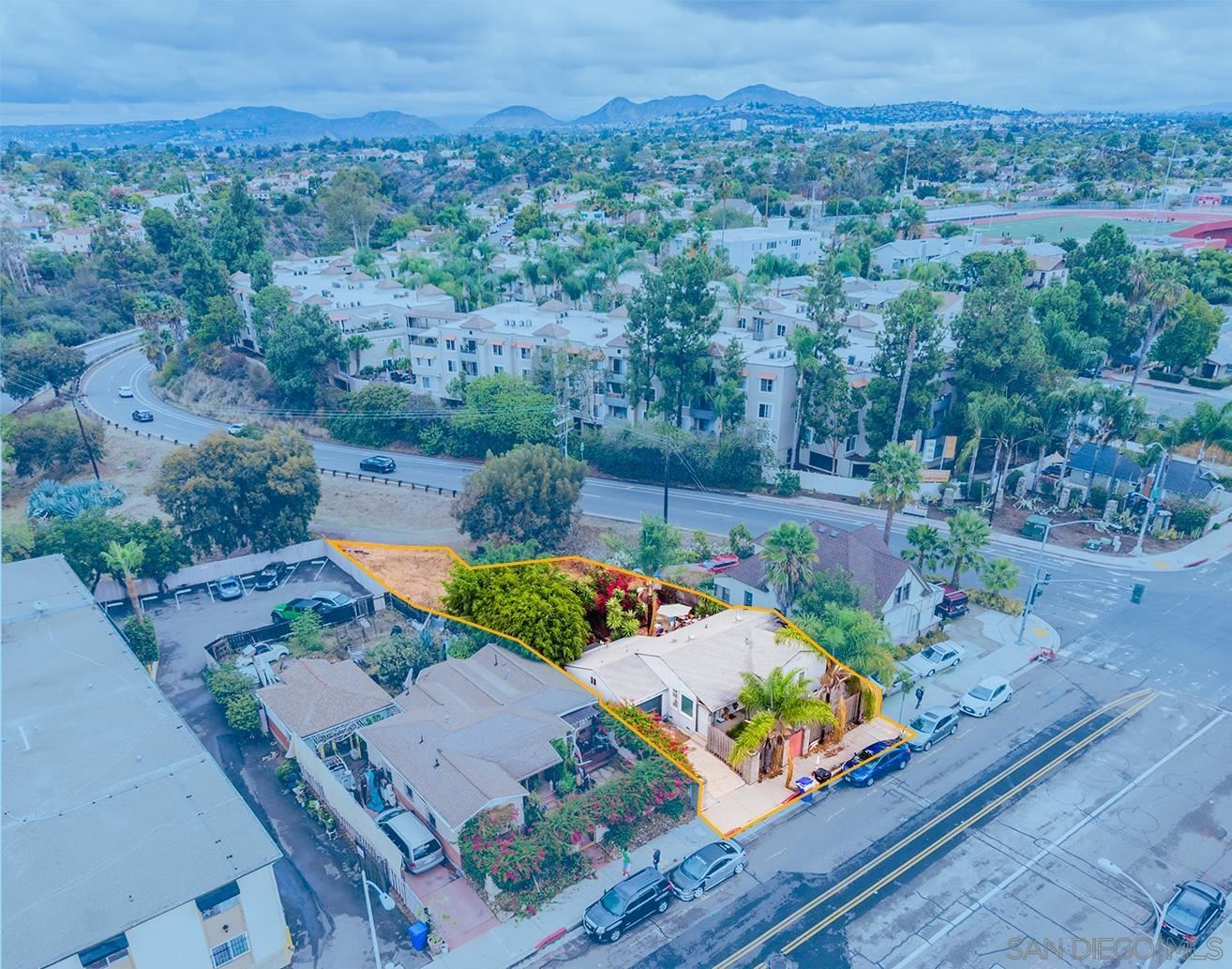 Photo of 4330 Meade Ave, San Diego, CA 92116 (MLS # 210029163)