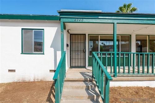 Photo of 4940-42 Jumano Ave, San Diego, CA 92117 (MLS # 210023164)