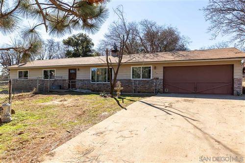 Photo of 484 K Q Ranch Rd, Julian, CA 92036 (MLS # 210005167)