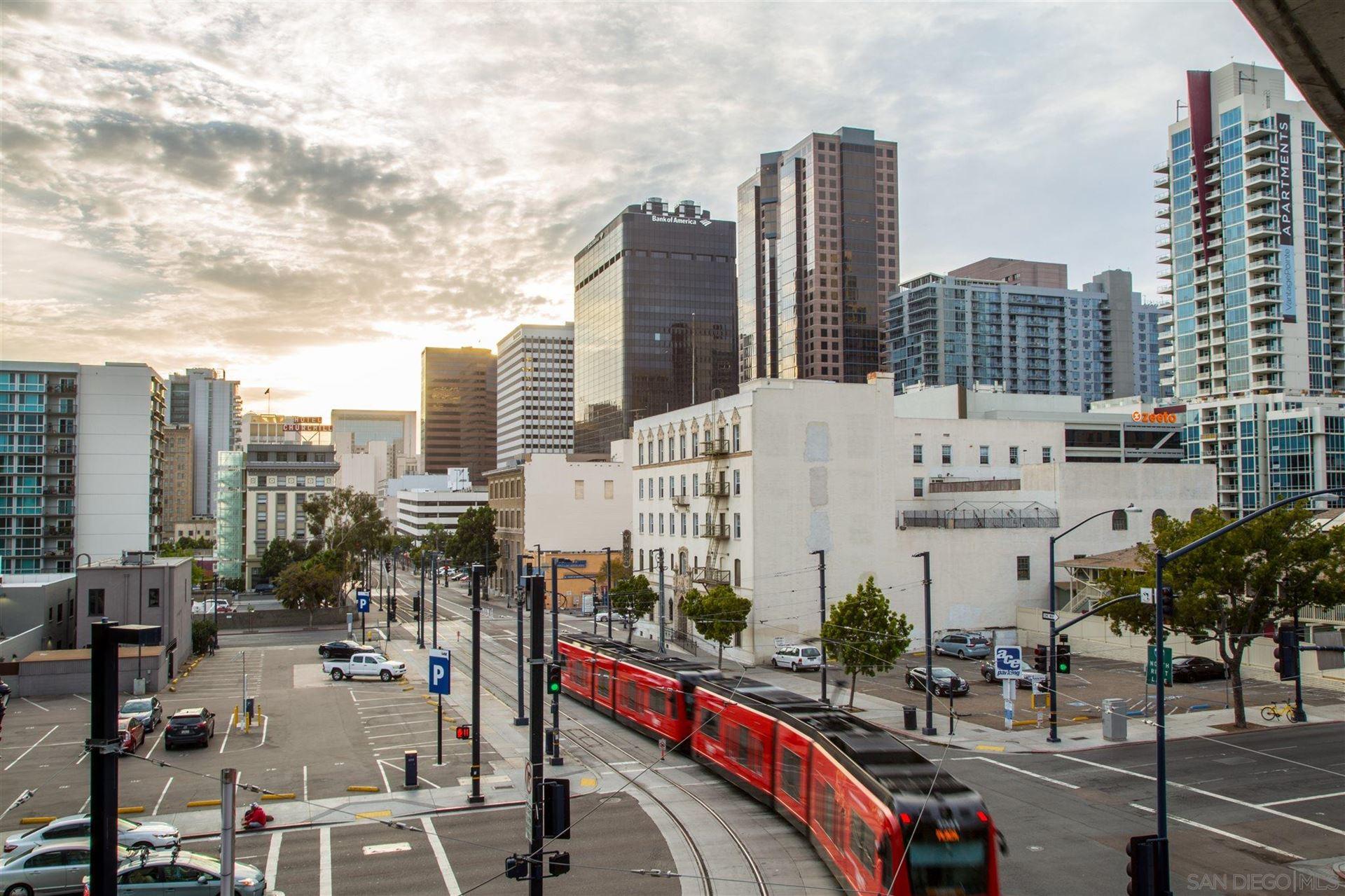 Photo for 1080 Park Blvd #301, San Diego, CA 92101 (MLS # 210001169)