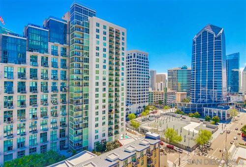 Tiny photo for 1262 Kettner Blvd #1503, San Diego, CA 92101 (MLS # 210010170)