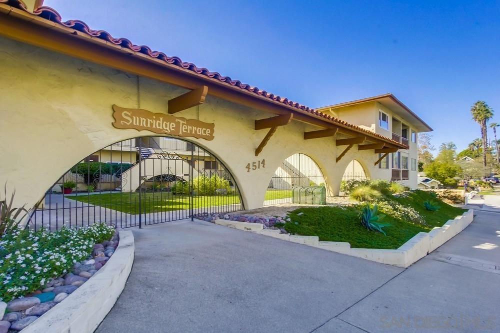 Photo of 4514 3Rd St #15, La Mesa, CA 91941 (MLS # 210002170)