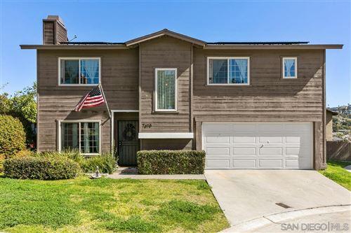 Photo of 7670 Homewood Pl, La Mesa, CA 91942 (MLS # 210005171)