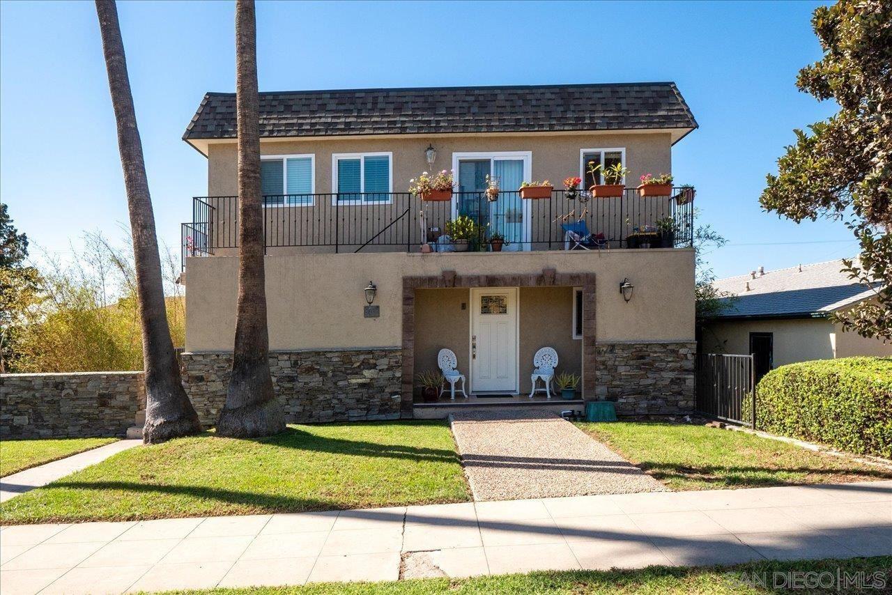 Photo of 3674-76 Villa Terrace, San Diego, CA 92104 (MLS # 210029171)