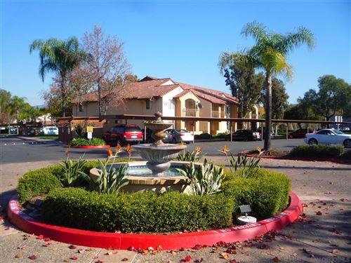 Photo of 12191 Cuyamaca College Dr E #603, El Cajon, CA 92019 (MLS # 210018173)