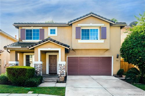 Photo of 346 Spring Canyon Way, Oceanside, CA 92057 (MLS # 210028173)