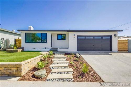 Photo of 7255 Belden St, San Diego, CA 92111 (MLS # 210025175)