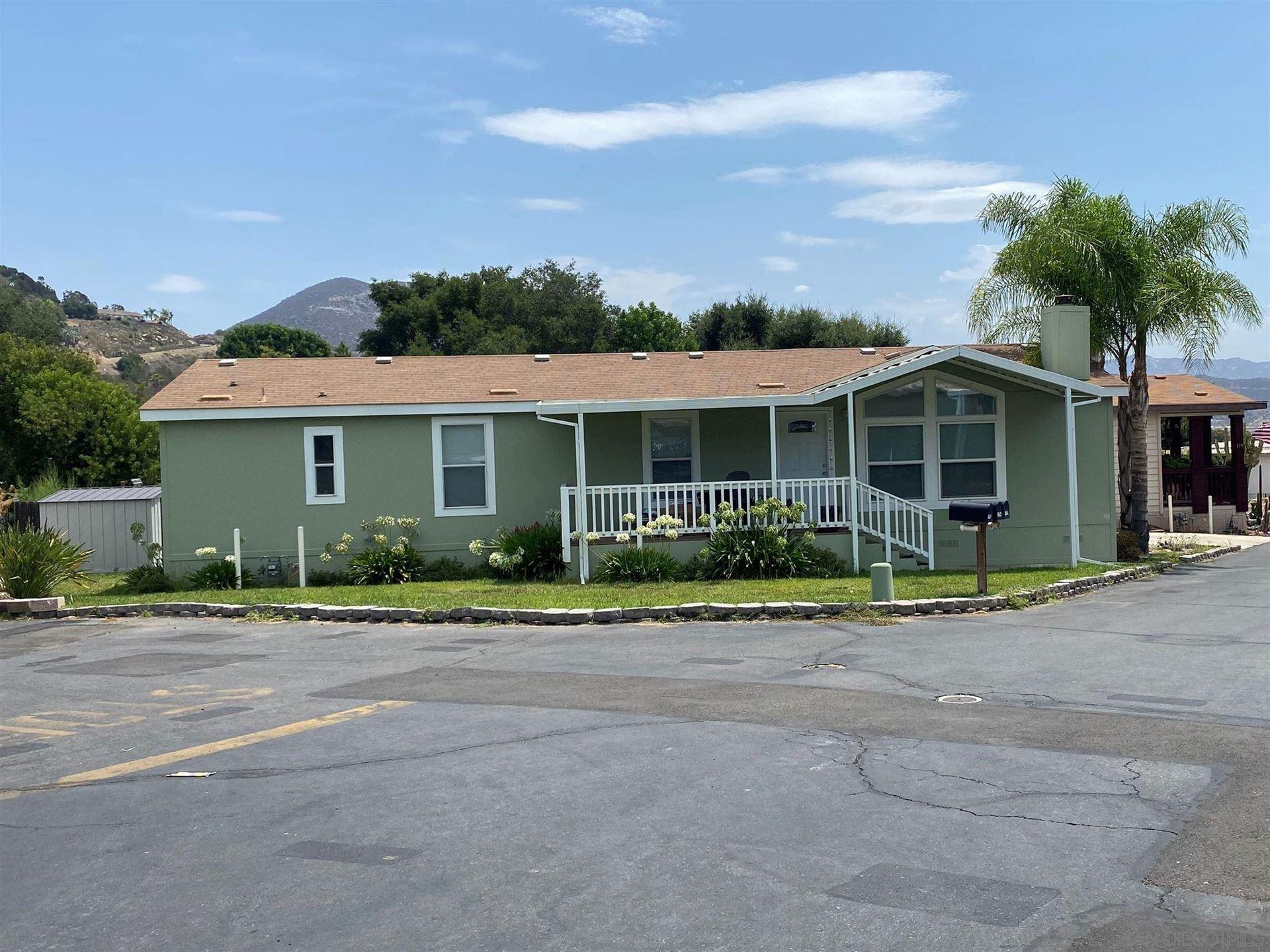 Photo of 3909 Reche Rd #179A, Fallbrook, CA 92028 (MLS # 210021176)
