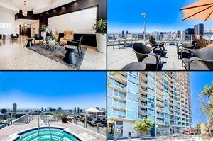 Photo of 1080 Park Boulevard #1405, San Diego, CA 92101 (MLS # 190043177)