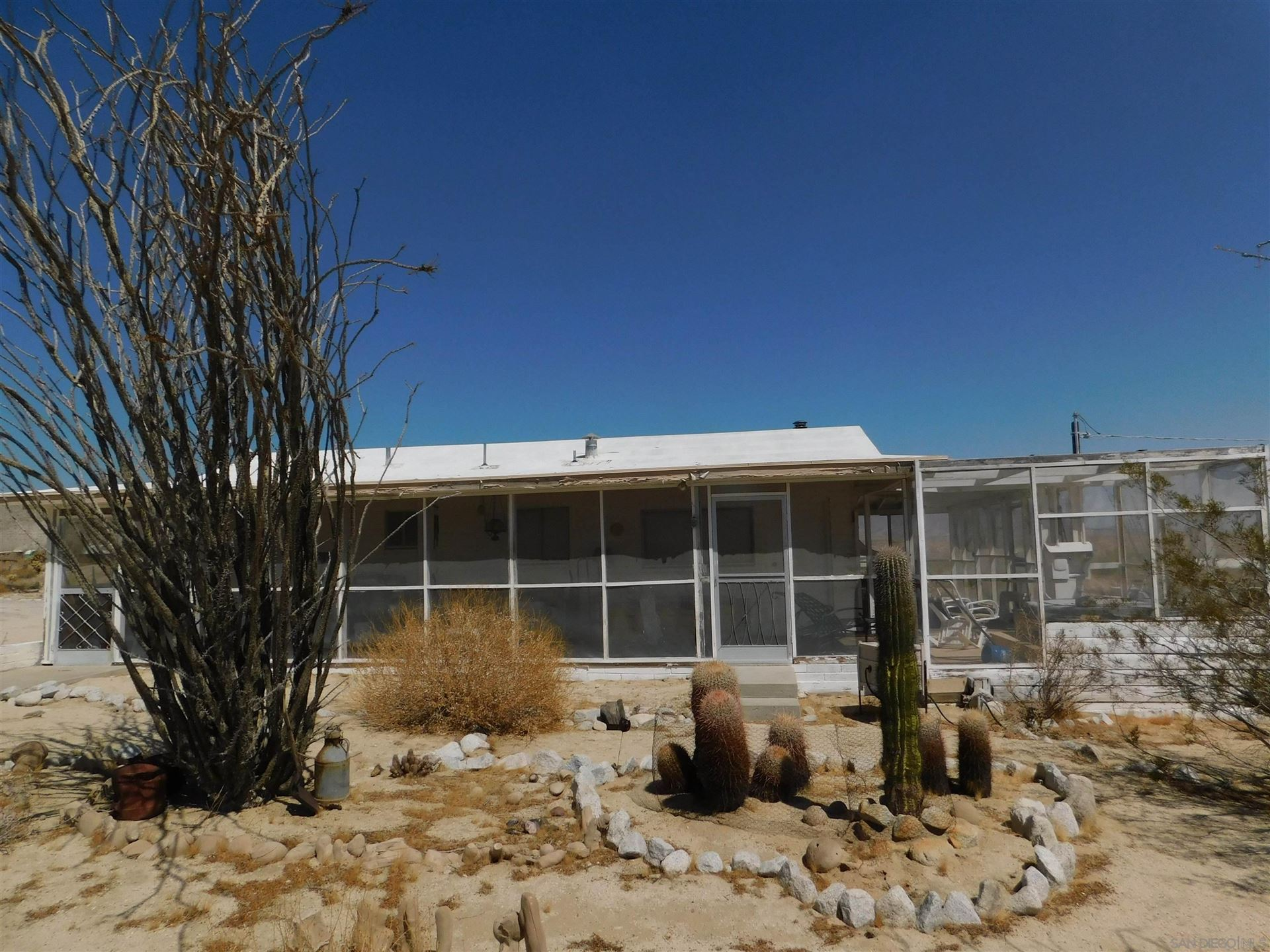 Photo of 475 Canebrake Rd, Julian, CA 92036 (MLS # 210026177)