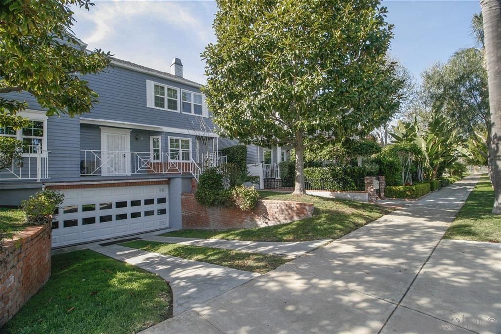 Photo of 736 F Avenue #1, Coronado, CA 92118 (MLS # 200044178)