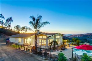 Photo of 12610 Wildcat Canyon Road, Lakeside, CA 92040 (MLS # 190001180)