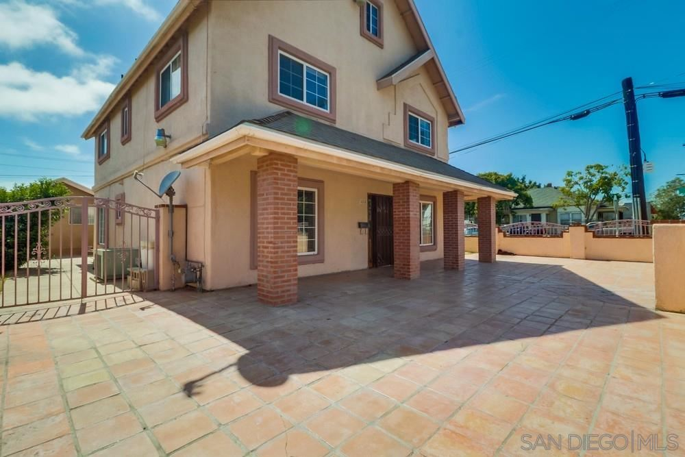 Photo of 1404 Roosevelt Ave, National City, CA 91950 (MLS # 200029180)
