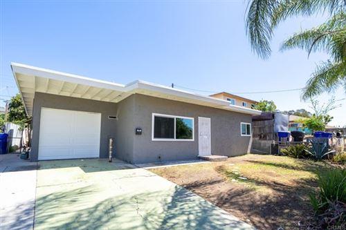 Photo of 3960 T Street, San Diego, CA 92113 (MLS # PTP2104181)