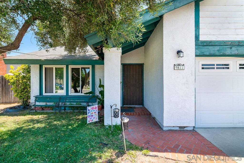 Photo of 9811 Bend St, Santee, CA 92071 (MLS # 200030181)