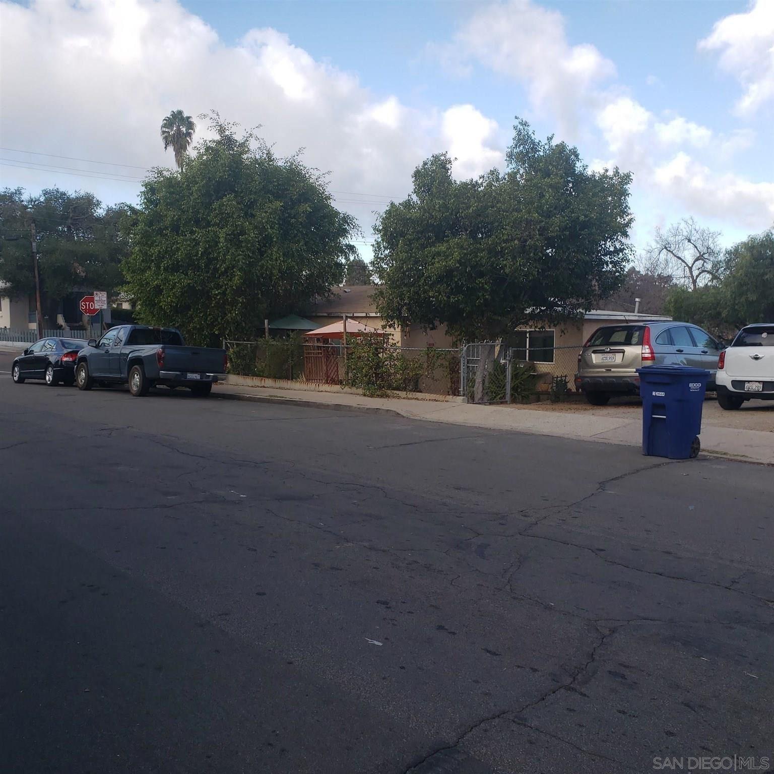 Photo of 4451 Parks Ave, La Mesa, CA 91941 (MLS # 210021181)