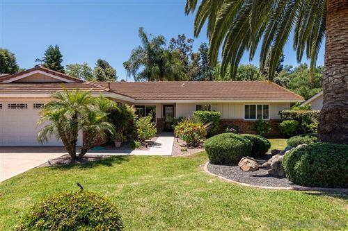 Photo of 1677 Calmin Way, Fallbrook, CA 92028 (MLS # 200027183)