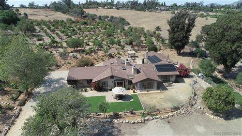 Photo of 5454 Los Mirlitos, Rancho Santa Fe, CA 92067 (MLS # 210021183)