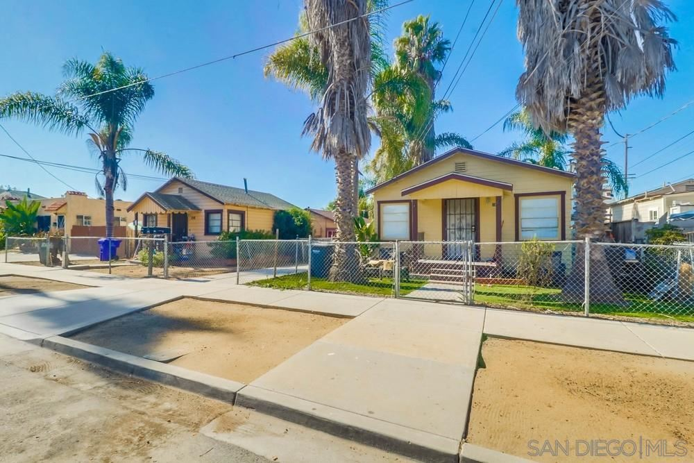 Photo of 1012-16 B Ave, National City, CA 91950 (MLS # 200053184)