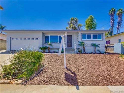 Photo of 6655 Cleo St., San Diego, CA 92115 (MLS # 210022185)