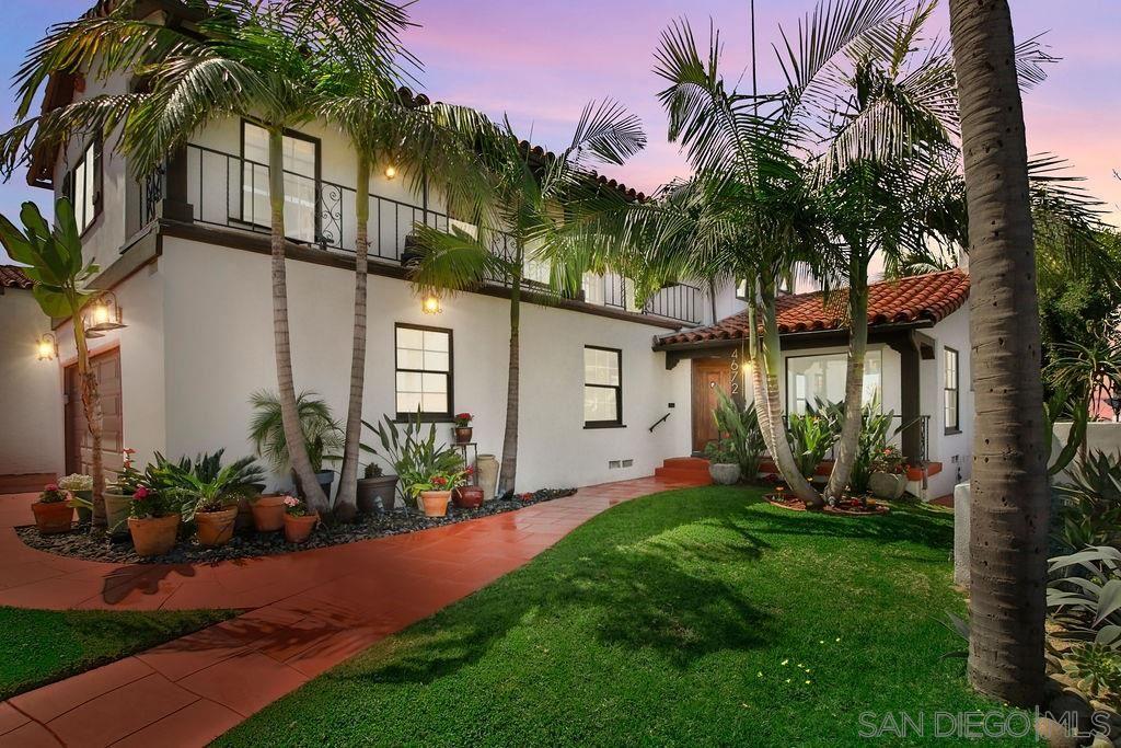 Photo for 4672 Harvey Rd, San Diego, CA 92116 (MLS # 210007185)
