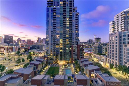 Photo of 800 The Mark Ln #410, San Diego, CA 92101 (MLS # 210020187)