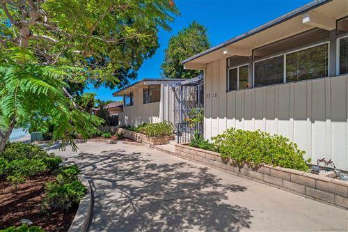 Photo of 2316 Juan Street, San Diego, CA 92103 (MLS # 210026187)