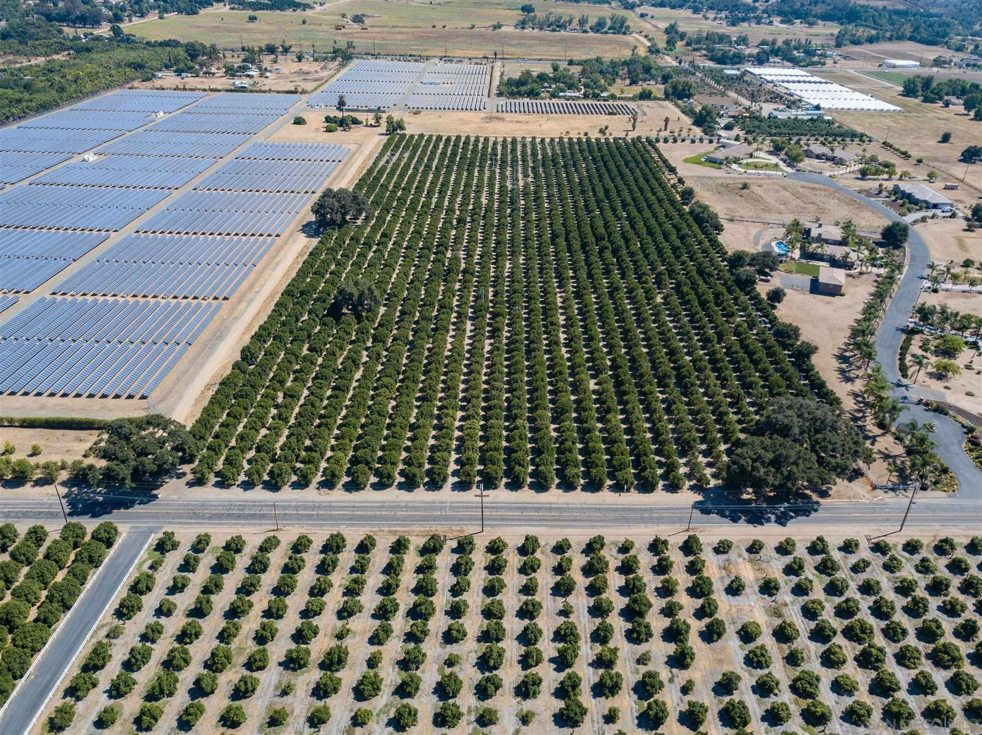 Photo of 16.49 acres on Vesper Rd, Valley Center, CA 92082 (MLS # 210012189)