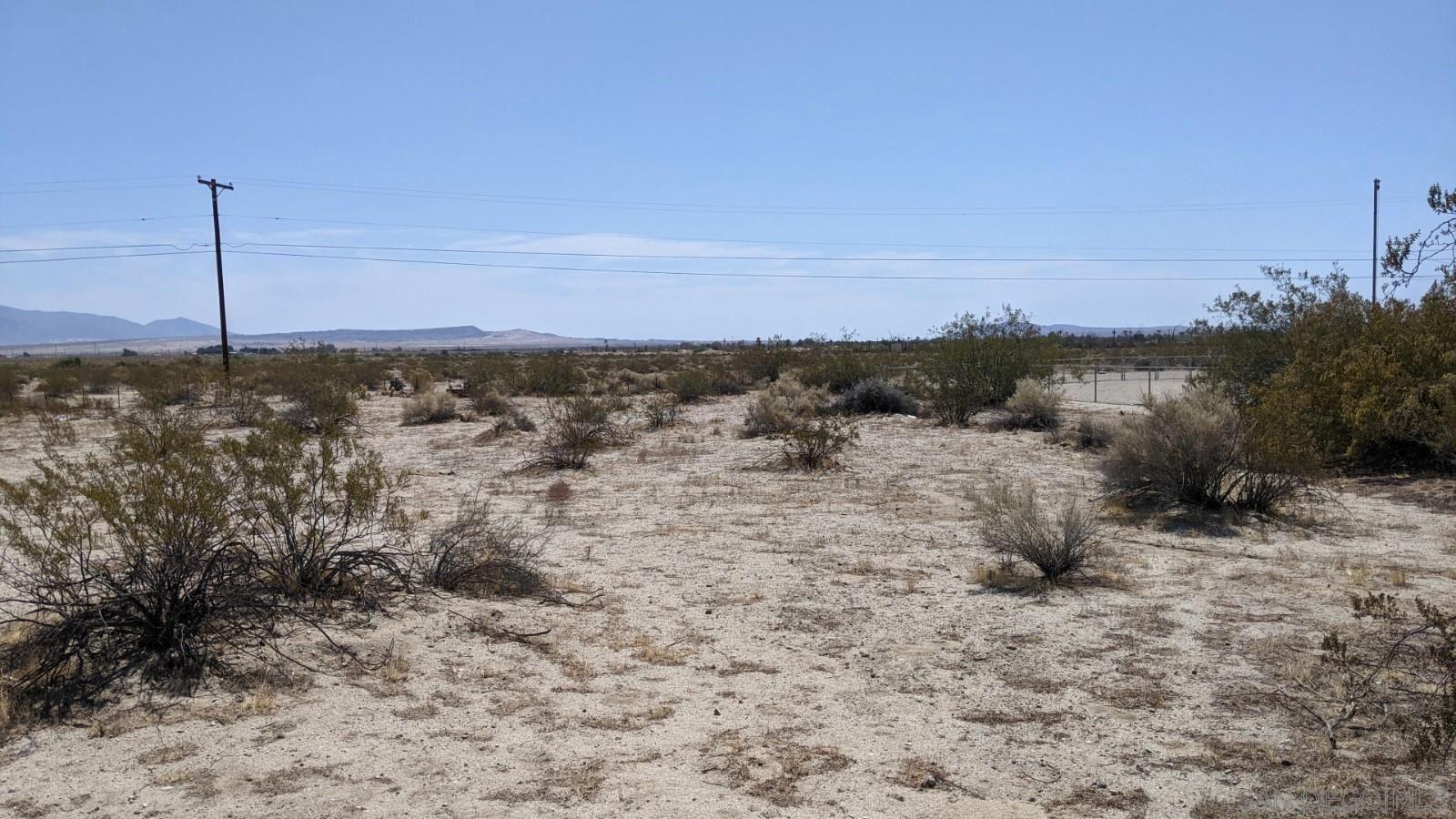 Photo of Double O Rd, Borrego Springs, CA 92004 (MLS # 210021189)