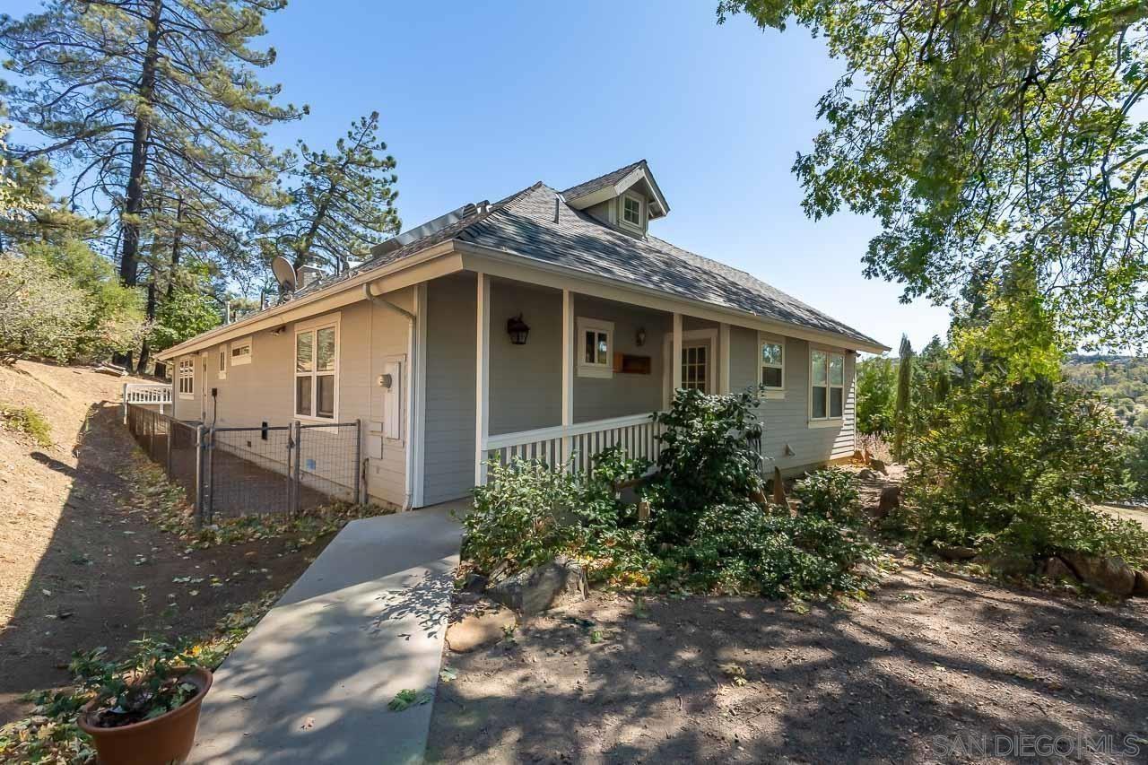 Photo of 2408 Cape Horn Ave., Julian, CA 92036 (MLS # 210029189)