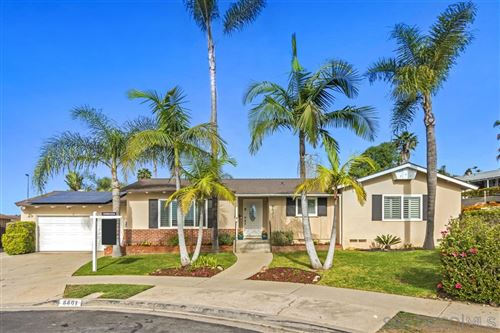 Photo of 6601 Wesley Place, San Diego, CA 92120 (MLS # 200012191)