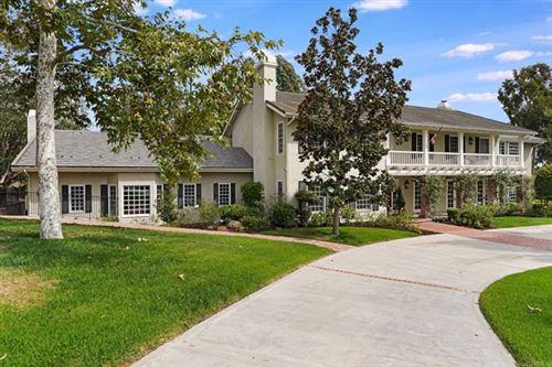 Photo of 15037 Rancho Santa Fe Farms Road, Rancho Santa Fe, CA 92067 (MLS # NDP2110192)