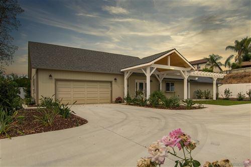 Photo of 1084 Rock Springs Rd, San Marcos, CA 92069 (MLS # 210002194)