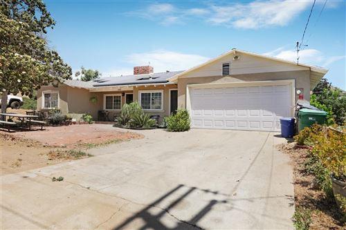 Photo of 1202 Manor Dr, El Cajon, CA 92021 (MLS # 200024195)