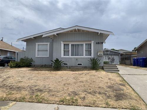Photo of 4809 Felton, San Diego, CA 92116 (MLS # PTP2106197)