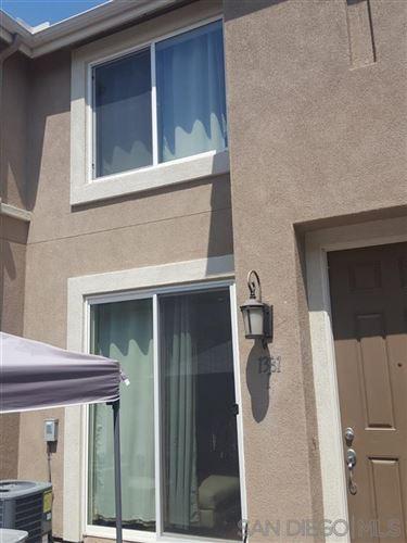 Photo of 1381 Caminito Veranza #1, Chula Vista, CA 91915 (MLS # 200037198)