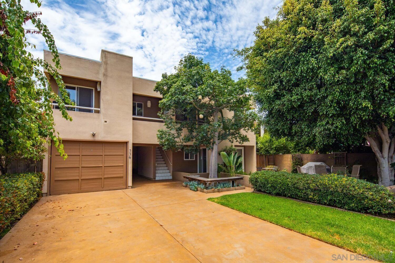 Photo of 536 G Ave #4, Coronado, CA 92118 (MLS # 210020198)