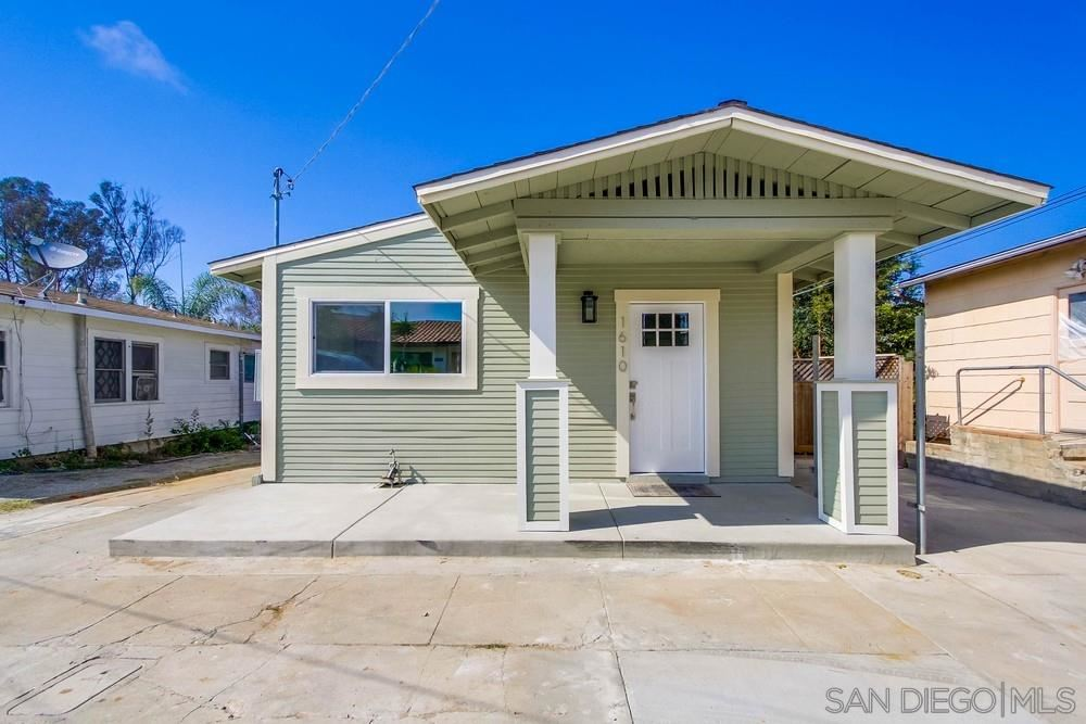 Photo of 1610 Herbert Pl, San Diego, CA 92103 (MLS # 200041201)