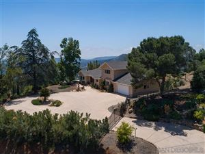 Photo of 14694 High Valley Road, Poway, CA 92064 (MLS # 190032204)