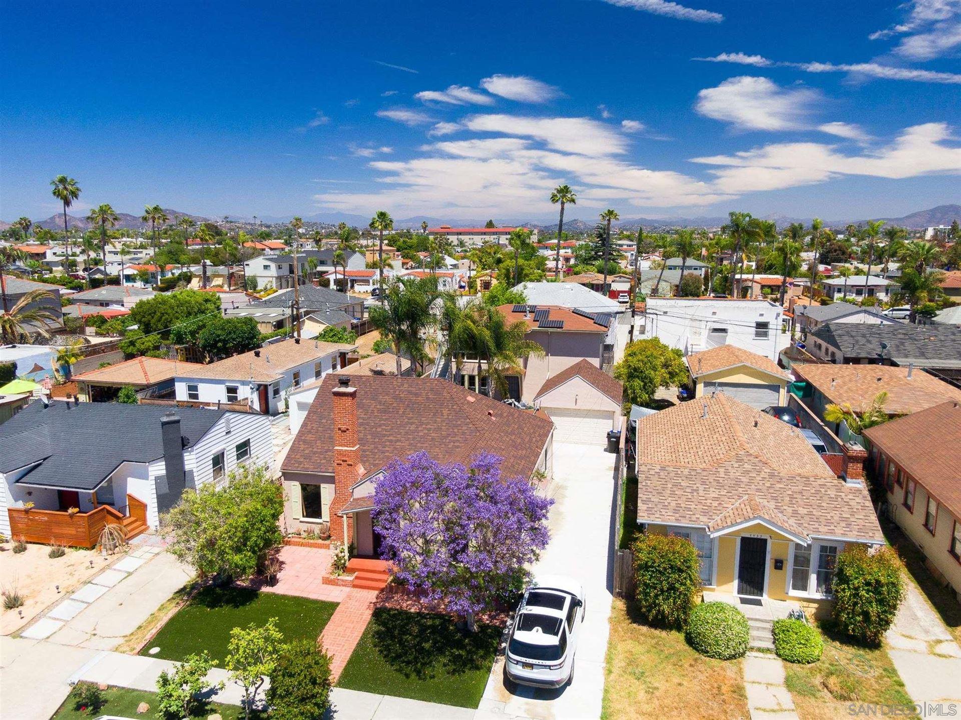 Photo of 4435-39 Felton Street, San Diego, CA 92116 (MLS # 210016205)