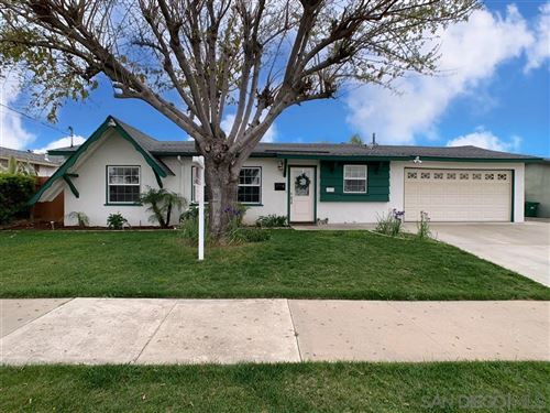 Photo of 1571 Norran Avenue, El Cajon, CA 92019 (MLS # 200015211)