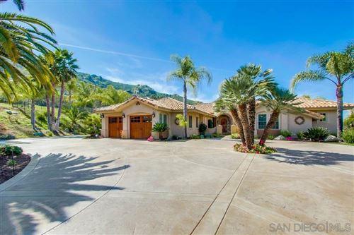 Photo of 15730 Bowl Creek Rd., Poway, CA 92064 (MLS # 200011212)