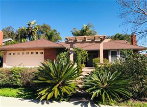 Photo of 4340 LA PORTALADA DRIVE, CARLSBAD, CA 92010 (MLS # 190007213)