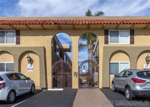 Photo of 6750 Beadnell Way #26, San Diego, CA 92117 (MLS # 210017214)