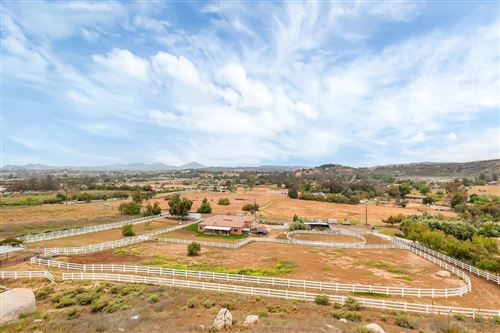 Photo of 1473 Santa Fe Hills Drive, Ramona, CA 92065 (MLS # 210011215)