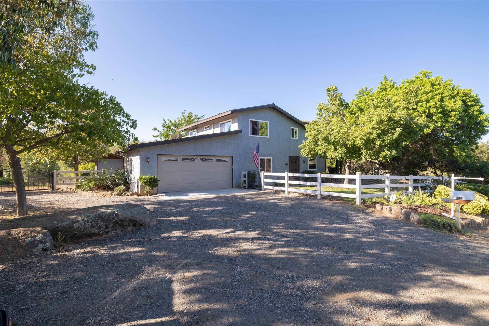 Photo of 19091 Paradise Mountain, Valley Center, CA 92082 (MLS # 210026217)