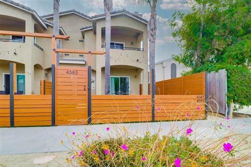 Photo of 4585 Idaho Street, San Diego, CA 92116 (MLS # NDP2110219)
