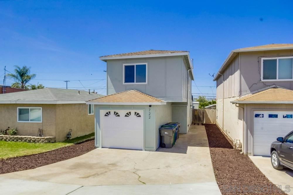 Photo of 722 Paraiso Ave, Spring Valley, CA 91977 (MLS # 210009219)